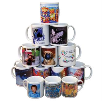 Photo mugs - £9 each